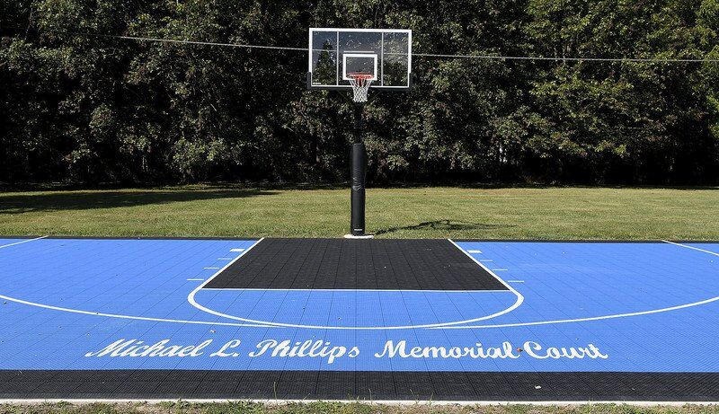 'A calming force': Basketball court honors longtime community leader; dedication Saturday