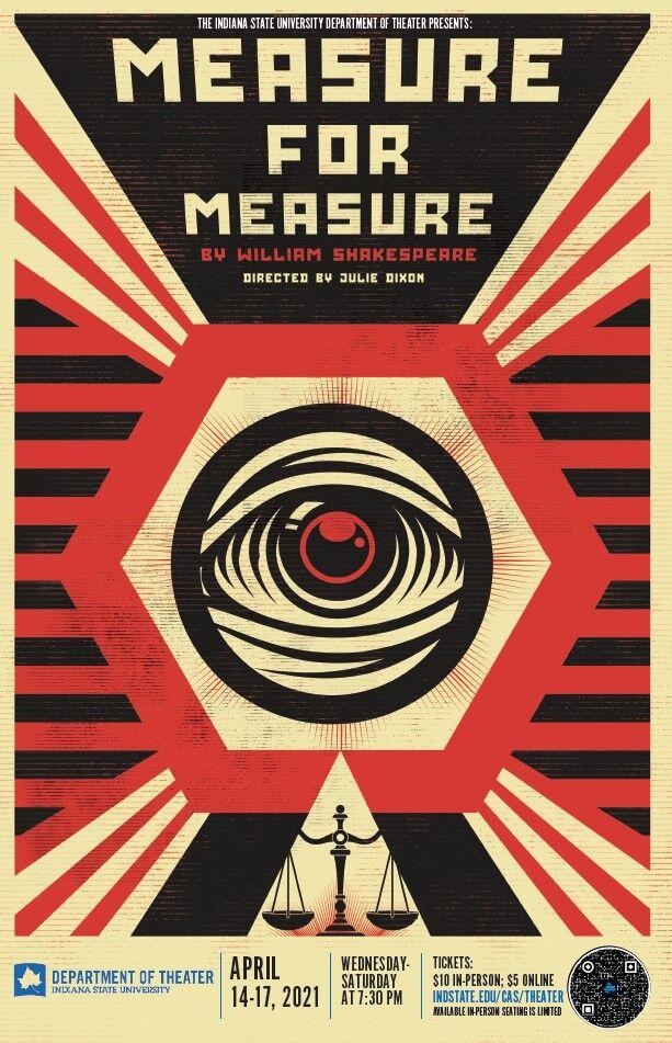 ISU theater presents Measure For Measure