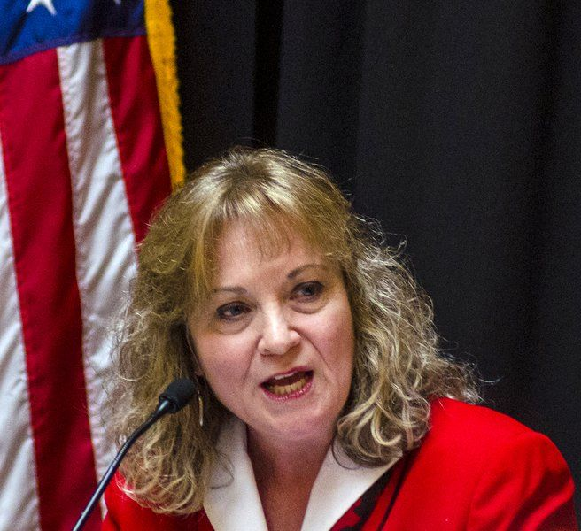 Statehouse rally supports Ritz, slams GOP