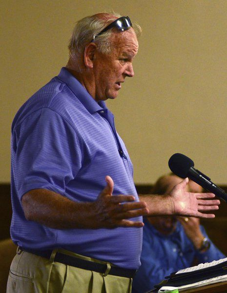 Dave Thiemann Took To The Podium During The Public Comment Section Of  Tuesday Eveningu0027s City Budget Hearing. Among Other Things, He Asked The  Council Not To ...