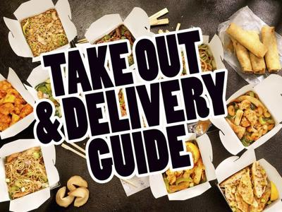 Take out: It's what's for dinner … and lunch and breakfast