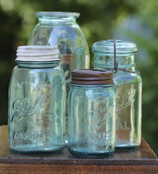 Jars mason redbook guide price type antique