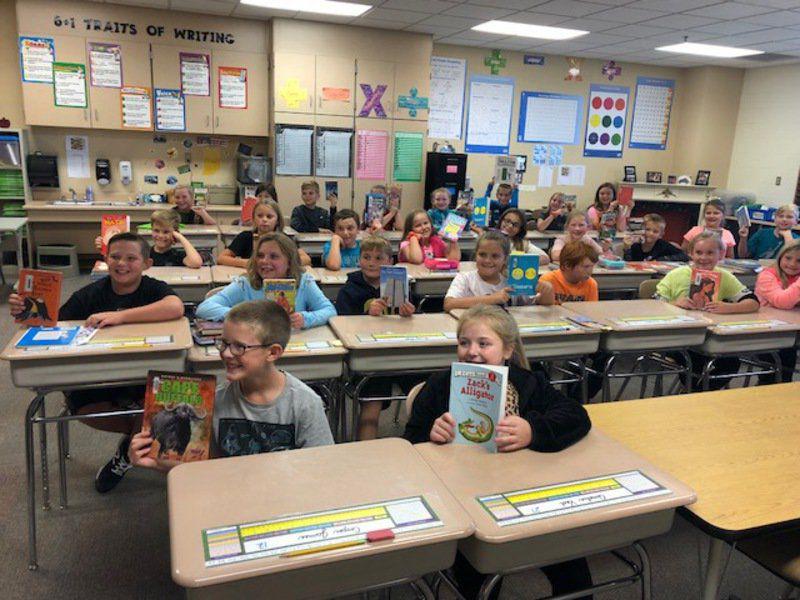 Vigo schools celebrate their highest reading scores