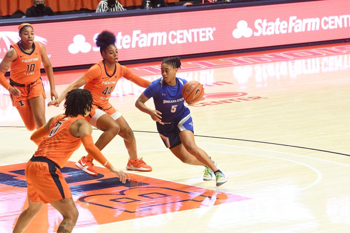 ISU women fall in season opener at Illinois
