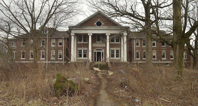 Asylum For Sale Rockville Property Was Once Parke County S Poor House Local News Tribstar Com