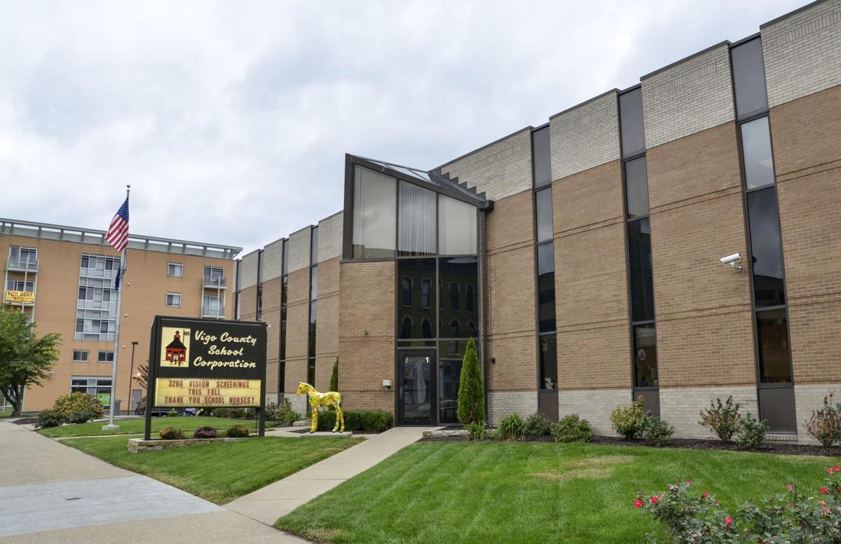 VCSC admin building