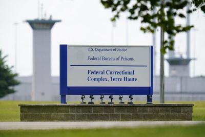 Federal prison, Terre Haute, Indiana
