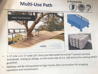 State Vigo Announce West Terre Haute Walkway Project News