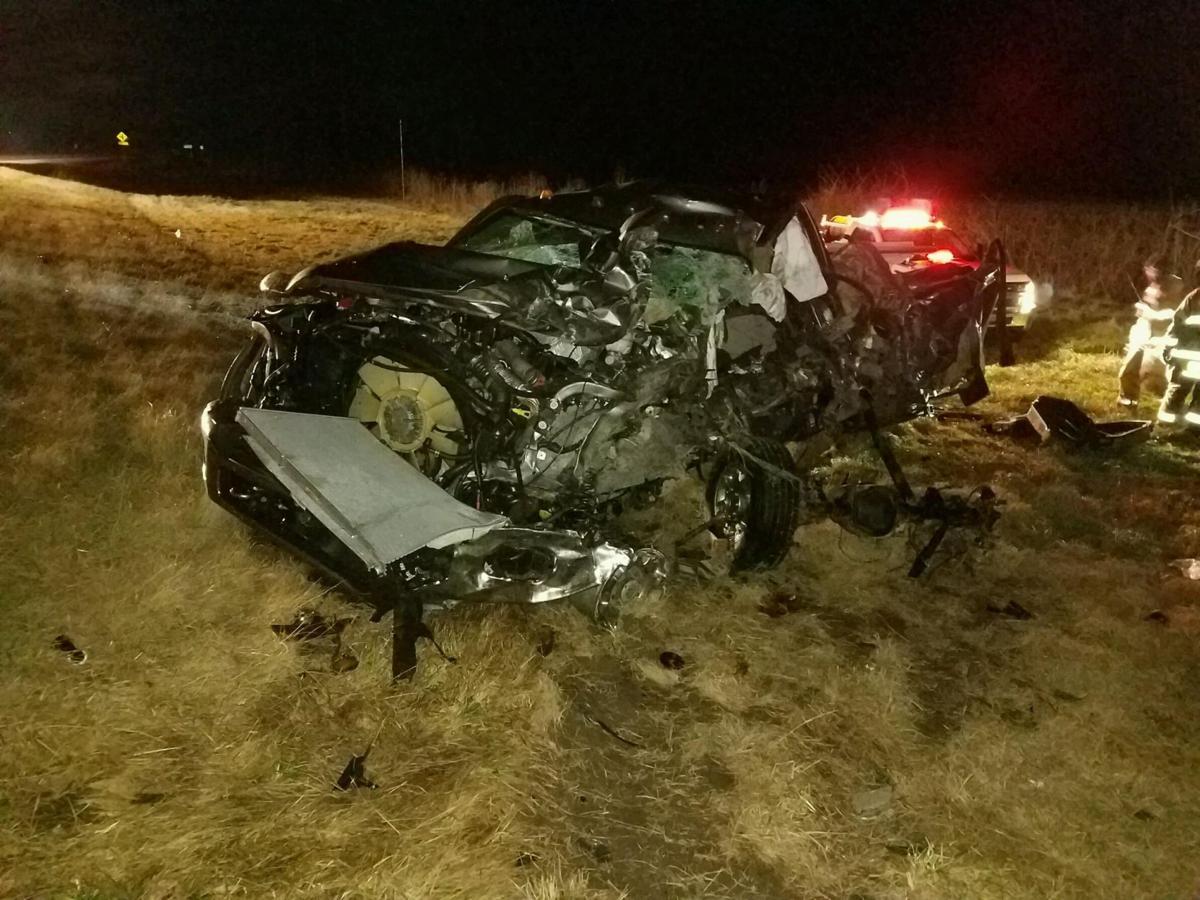 2013 Ford Super Duty involved in fatal Vermillion County crash