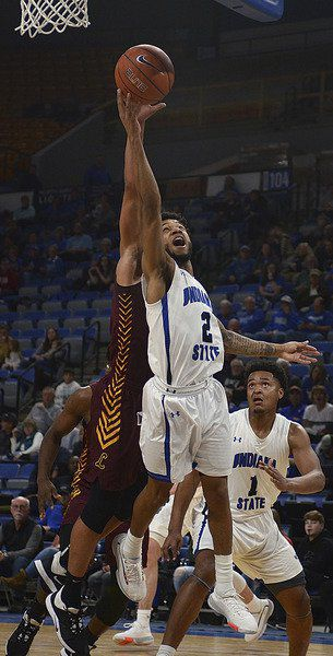 Sycamores roll over Ramblers