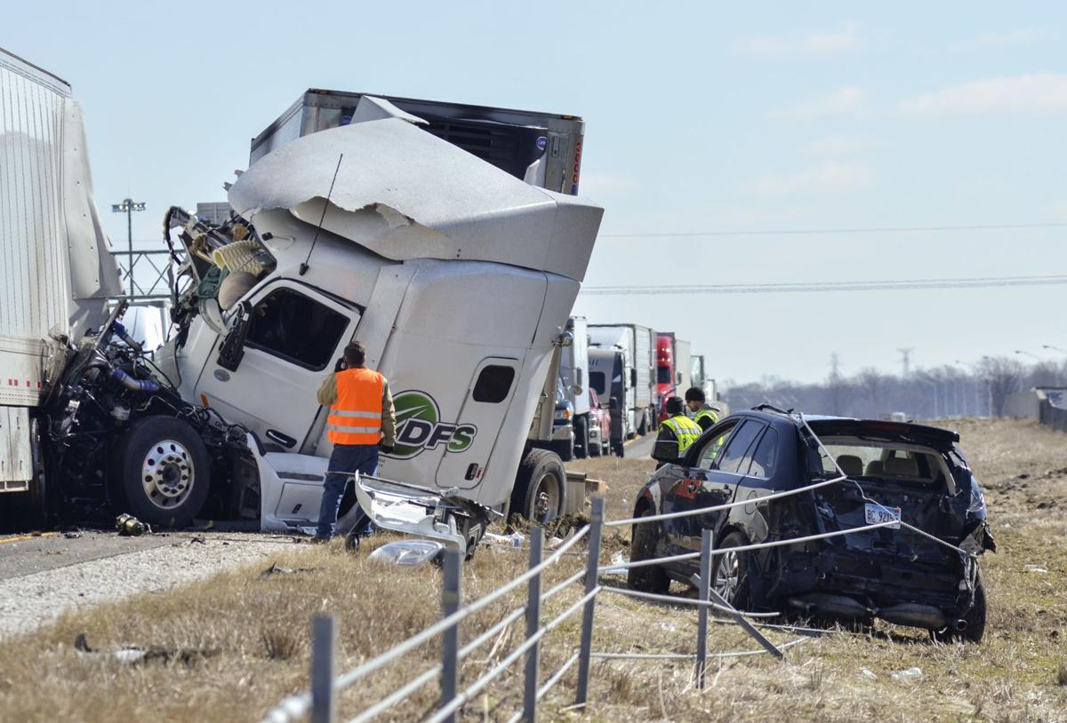 One fatality identified in pair of deadly I-70 crashes | News