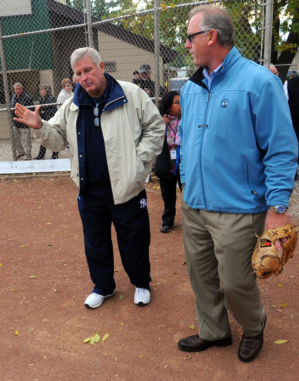 Dorsett Terre Haute >> Place where he learned and practiced the game named for baseball legend Tommy John | Local News ...
