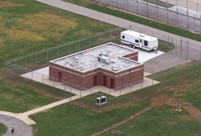 Execution staffer tests positive for COVID-19