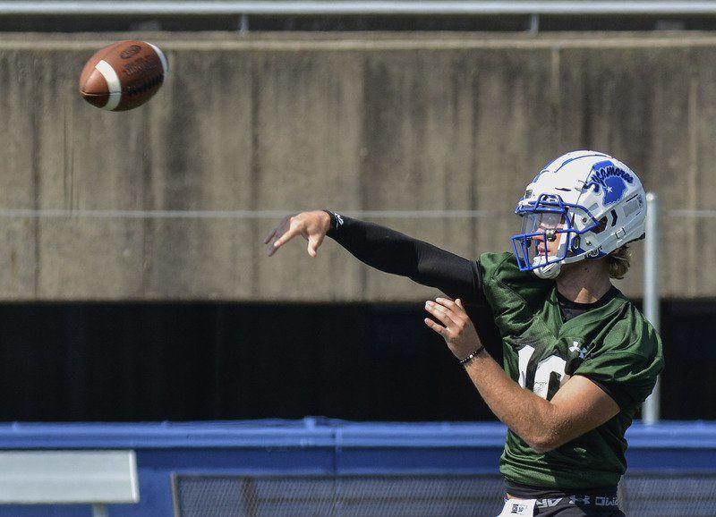 High hopes as ISU football journey begins