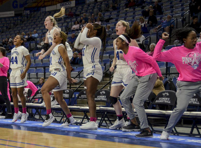ISU women put it all together to earn win over UNI