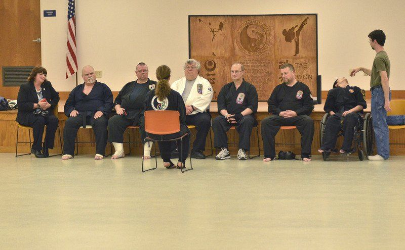 Martial arts mastery propels her to 5th degree