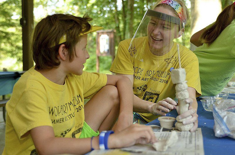 Art in the Park: Swope has openings in next two Summer Art Studio sessions