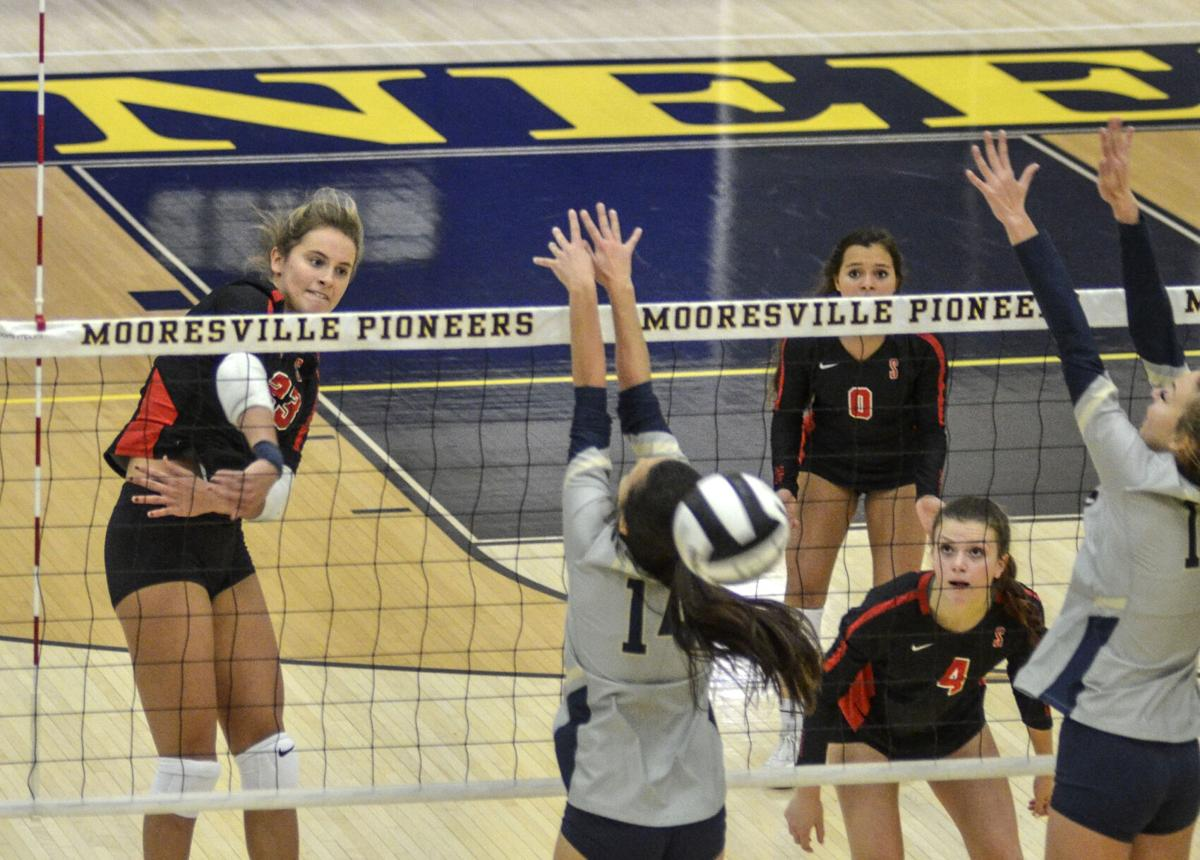 South puts hammer down in 3-0 sectional win