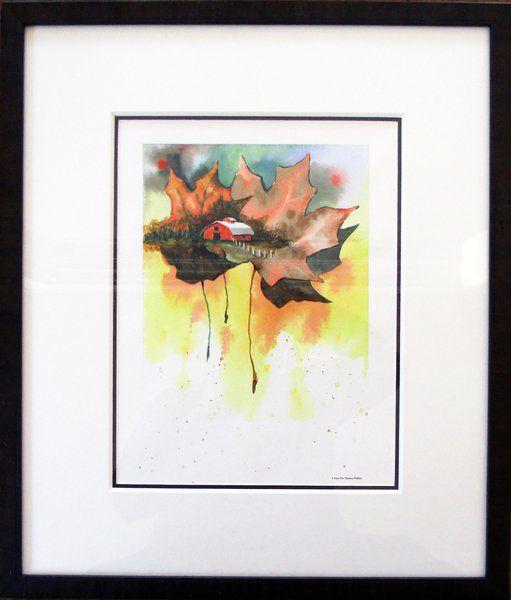 River City Art Group To Meld Autumnal Colors Vigo History