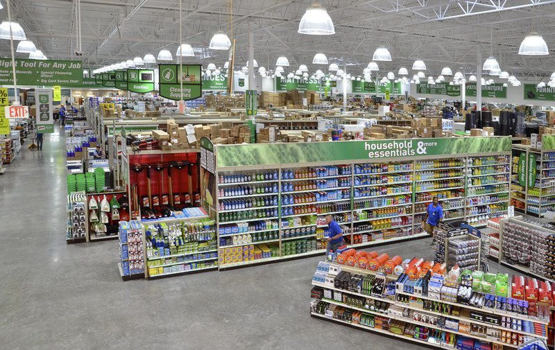 Menards Mega Store' to open Tuesday | Local News | tribstar com