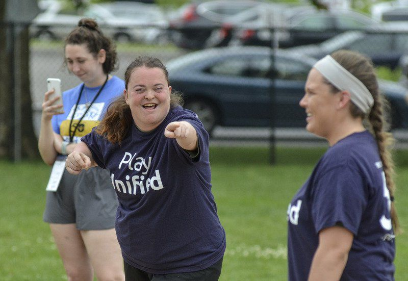 At Summer Games, hugs, high-fives, joy, passion flood local campuses