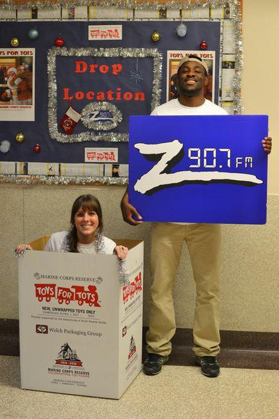 ISU student radio station teamingwith Toys for Tots to aid families