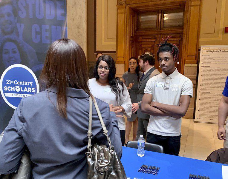 ISU tops at attracting 21st Century Scholars