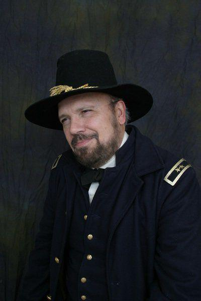 One-person show on Ulysses S. Grant Feb. 20 in Marshall