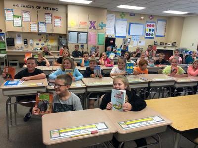 Fayette Elementary celebrates IREAD-3 scores