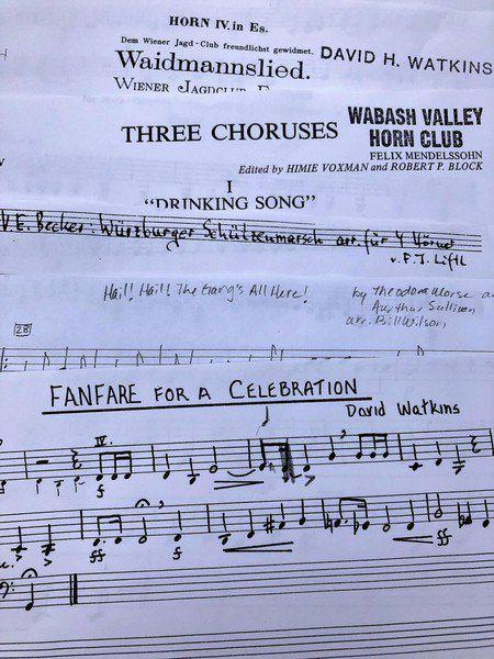 Students, friends serenade teacher through nursing home windows