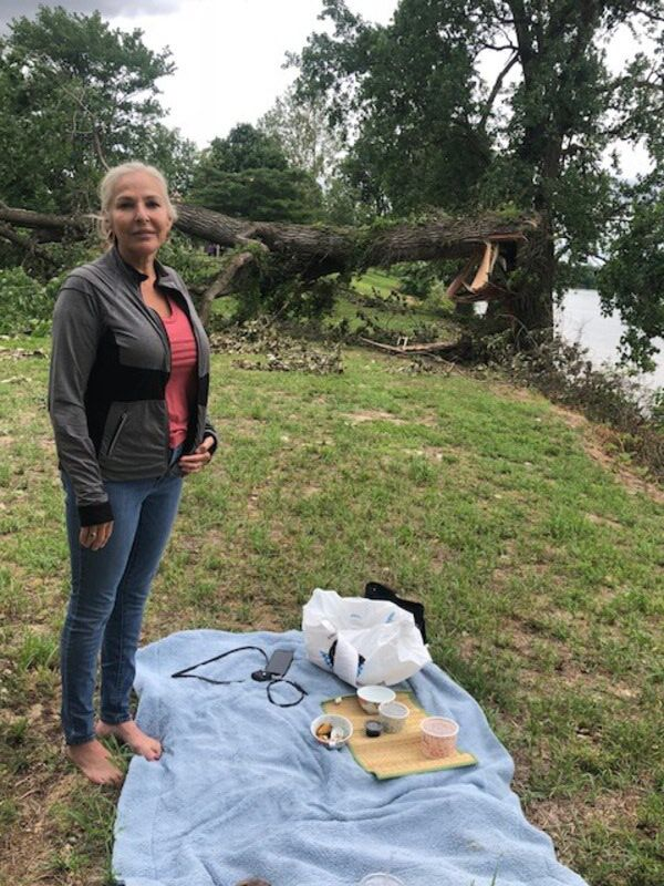Cleanup efforts continue after Saturday storms