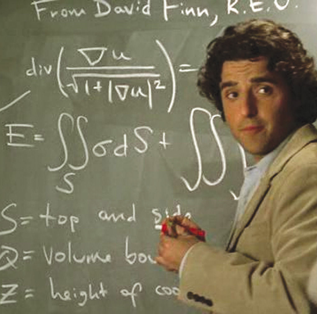 Rose Math Professors Formula Featured On Cbs Numb3rs Lifestyles