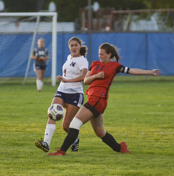 Patriots best Braves in girls soccer sectional showdown