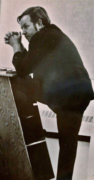 MARK BENNETT: Reading for adventure, the lasting lesson of Mr. Moon's class