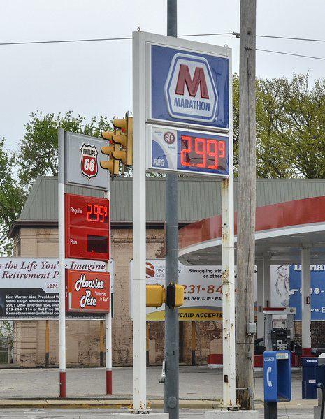 Gas prices nip at wallets | Local News | tribstar com