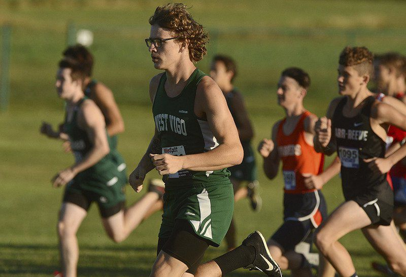 Knights are Valley's best runners in tough State Preview fields