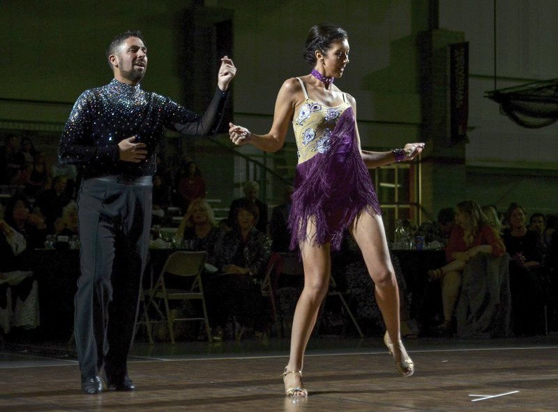 Jessica Cox wins record-breaking Dancing with the Terre Haute Stars