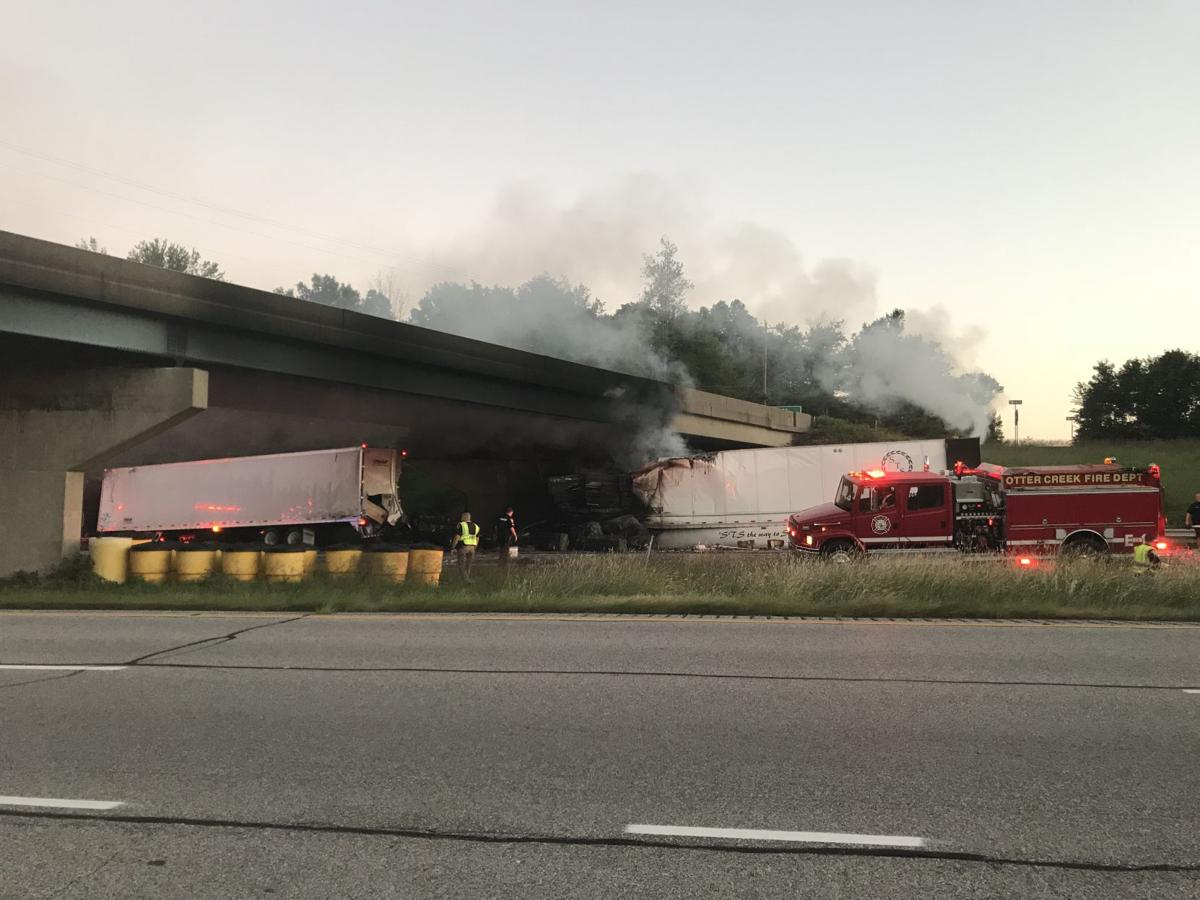 VIDEO: Fatal crash closes I-70 near West Terre Haute | News