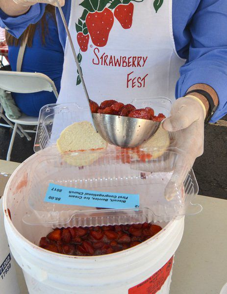 Strawberry Fest set to kick off June 13