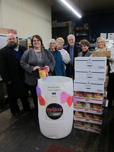 Have A Heart Food Drive In Full Swing On Valentine S Day Local