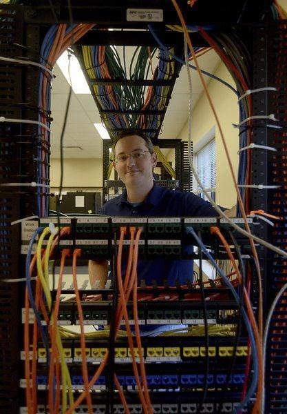 Hoosier schools preparing cyber crime fighters