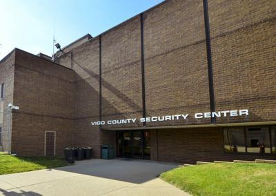 Seven inmates sue Vigo sheriff, county jail