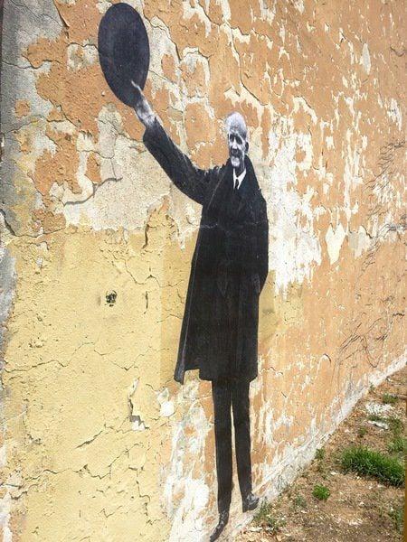 'Ghost' of Eugene Debs walking streets of Terre Haute again