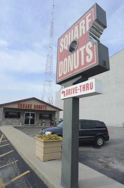 Donuts were round -- until Richard Comer Sr. made them square