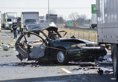 Deadly I-70 crash again results in only a ticket