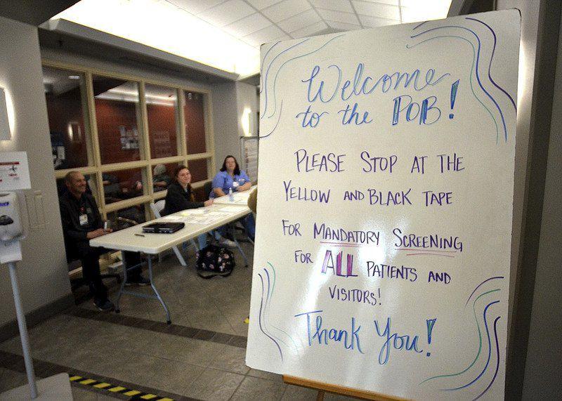 Union Hospital gives peek inside command center