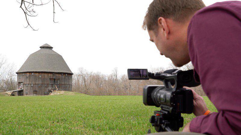 Mark Bennett: Rare round barns get their TV moment, thanks to Terre Haute filmmaker