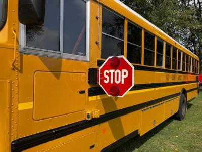 Stop for school buses, or face the officer