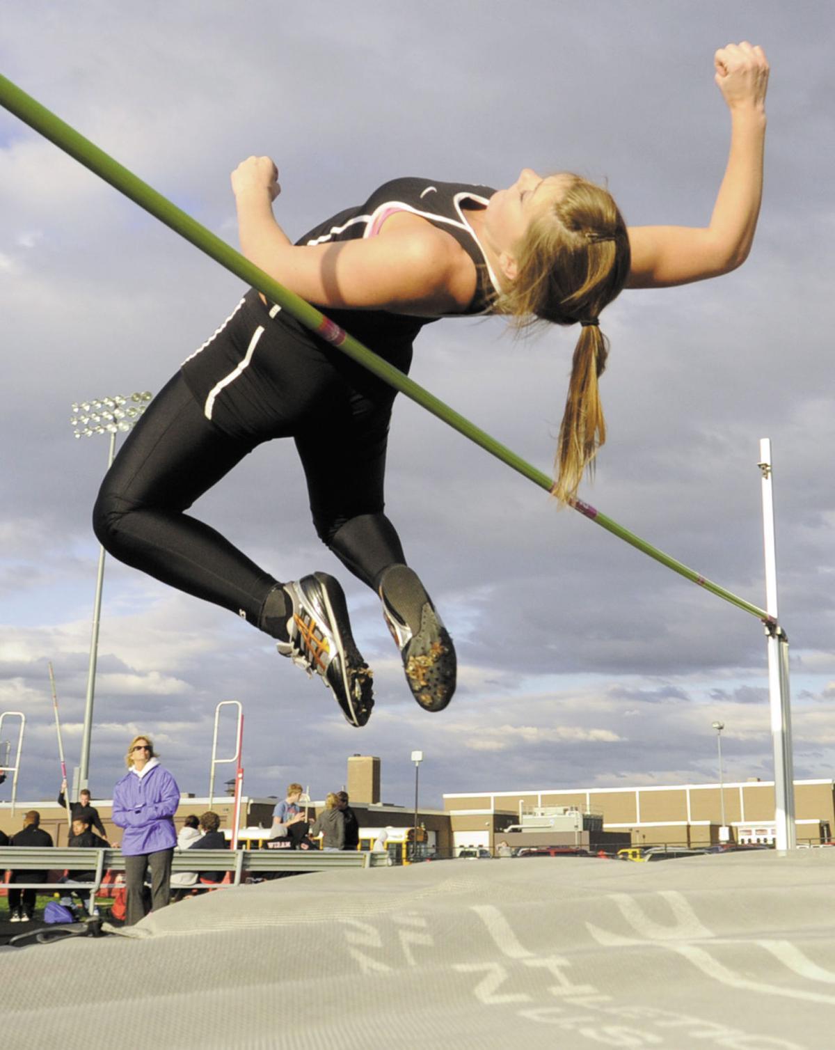 High school track: South girls, Mt  Vernon boys battle
