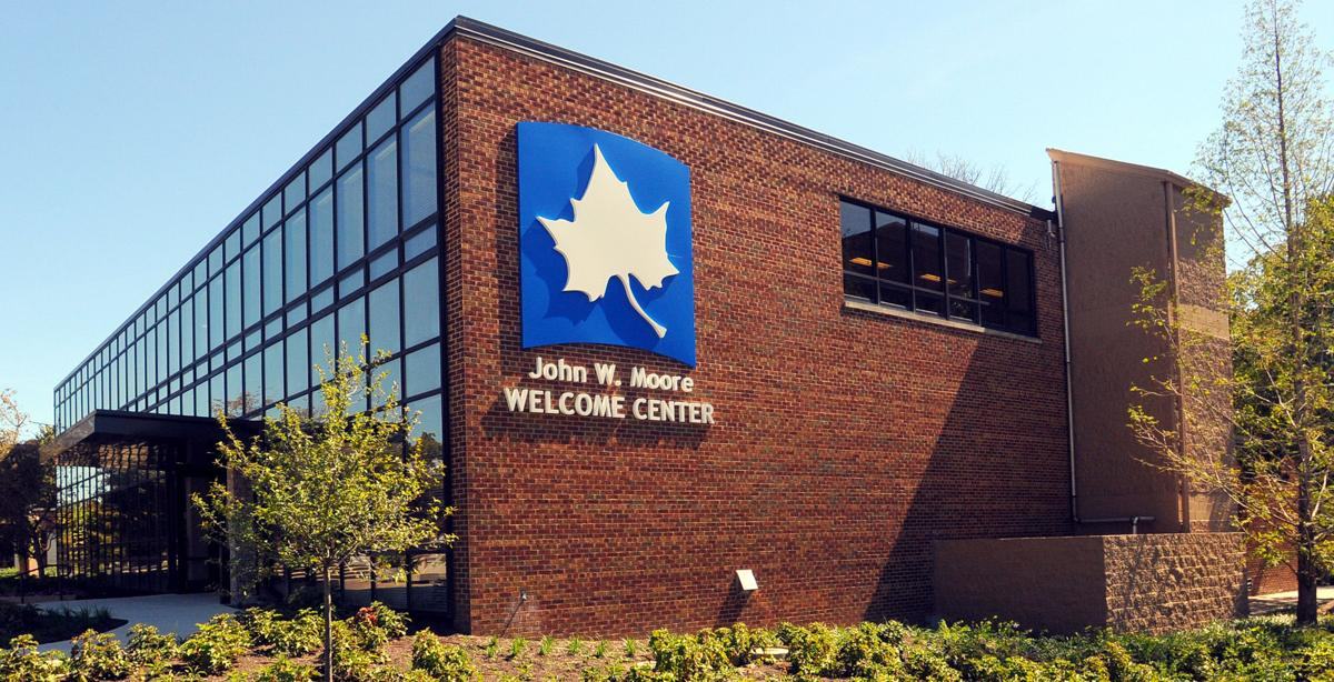The John W. Moore Welcome Center